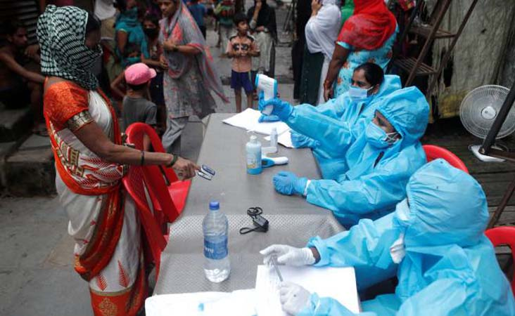 India's Aug'20 Covid-19 cases nearly equal to all previous months' infections