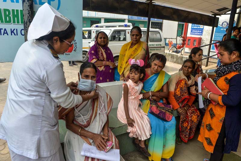 Doctor sees community spread of Covid-19 in India, Delhi continues to see progress