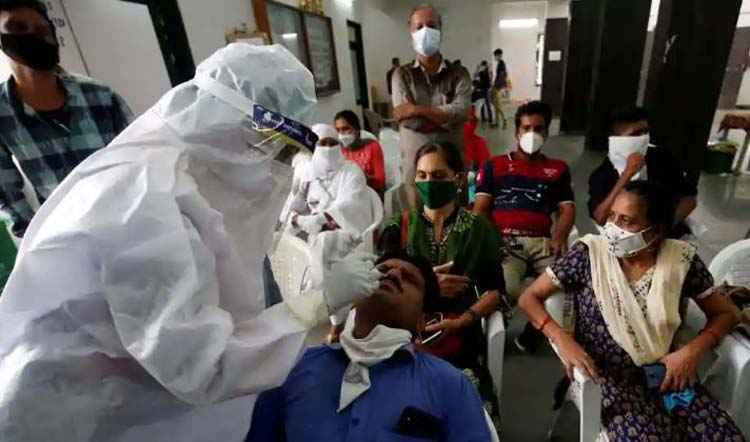 India's sharp rise in Covid-19 cases linked to increased testing