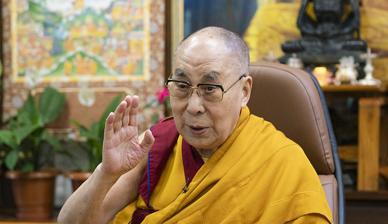 Dalai Lama suggests mantra recitation for his 85th birthday celebrations