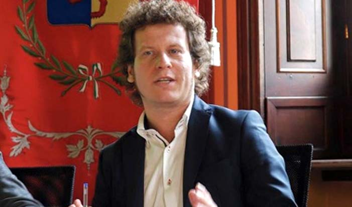 Italian MP against silence on Tibet in the face of China's bullying