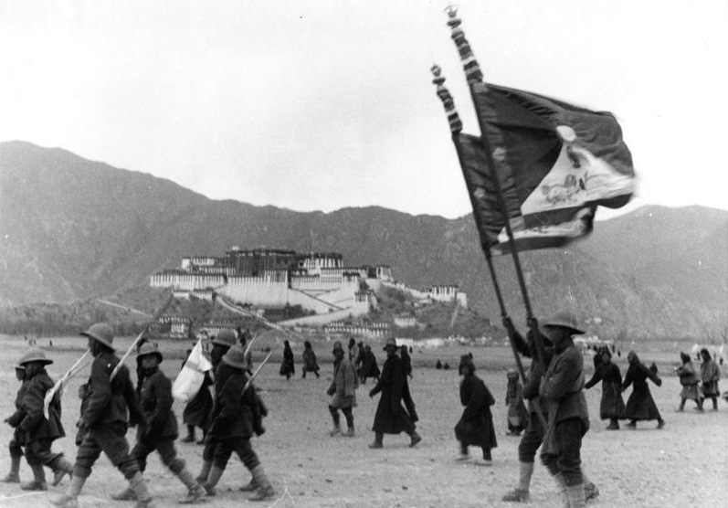 Tibet's rights against China's might