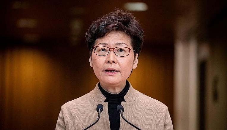 US Sanctions top Hong Kong officials, including from the mainland, for role under repressive security law