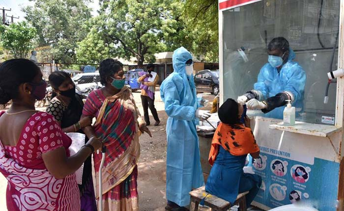 Daily Covid-19 cases in India rise by over 50,000 for fifth day