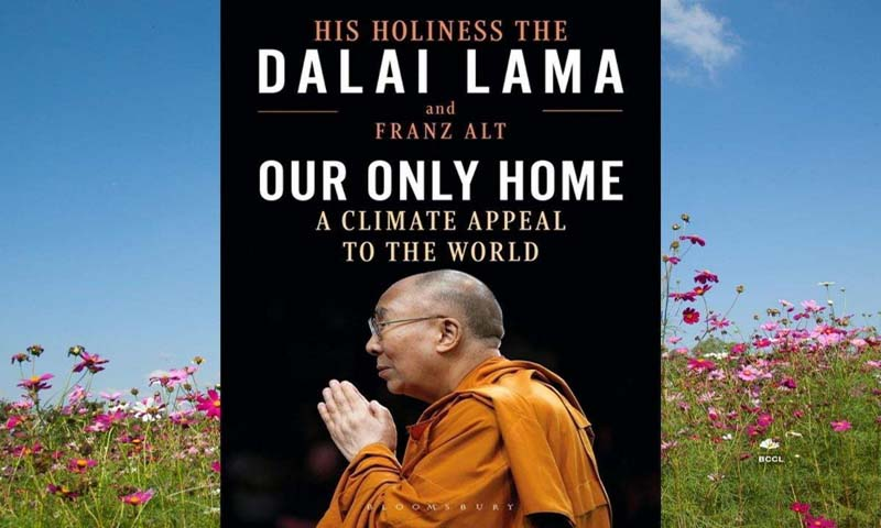 Book by Dalai Lama on environment set for Nov'20 release
