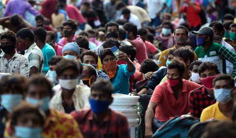 India records highest Covid-19 fatality in past fortnight