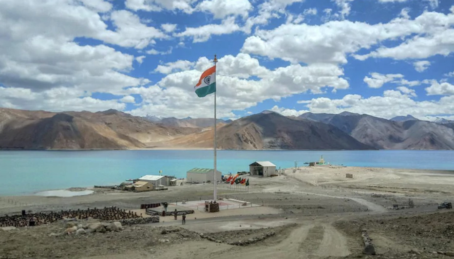 China hell-bent on pushing occupied Tibet border westward into Ladakh