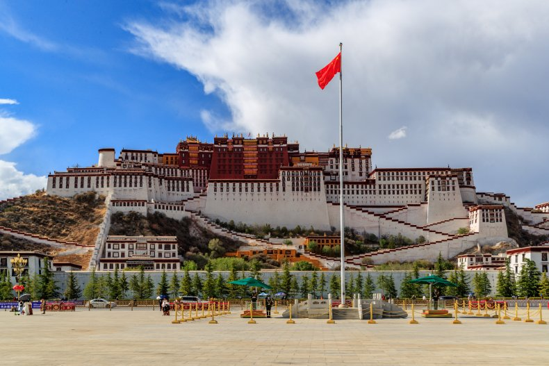 Lawmakers from across the world condemn China's new mass forced labour program in Tibet