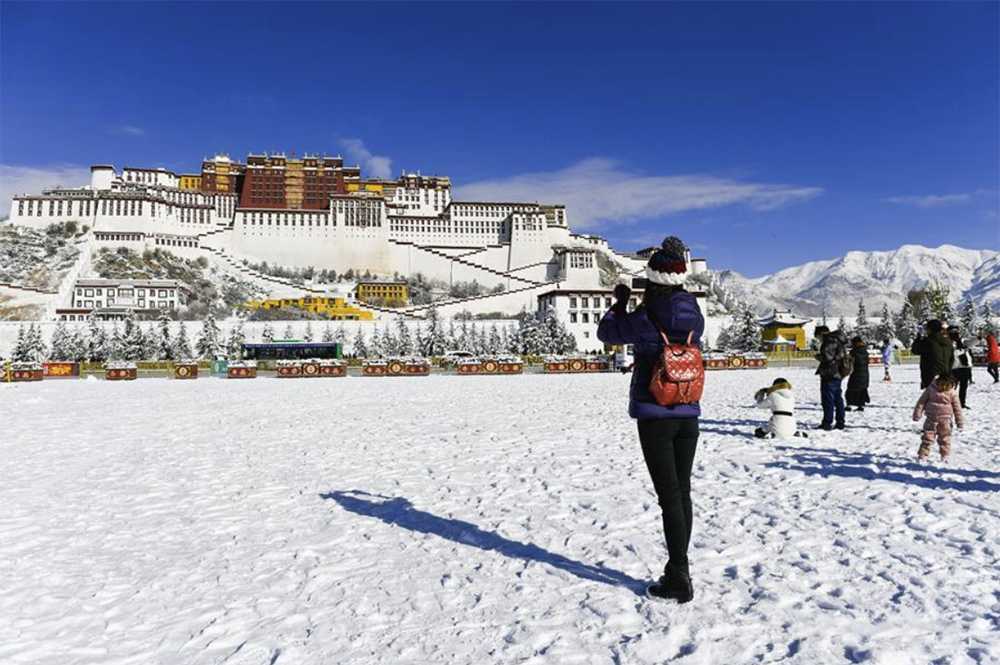 China offers free entries, other concessions to boost winter tourism in Tibet