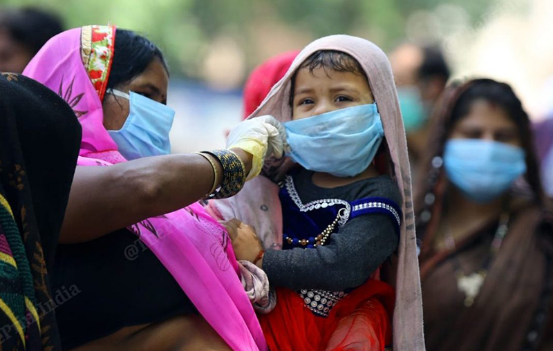 Slight rise in India's active Covid-19 cases after 47 days, Tibetan cases hit 1,230