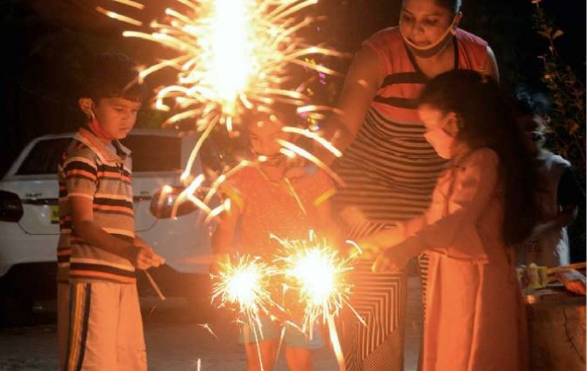 India sees jump in Covid-19 cases after Diwali; Tibetan cases hit 1200, detected for the first time at CTA