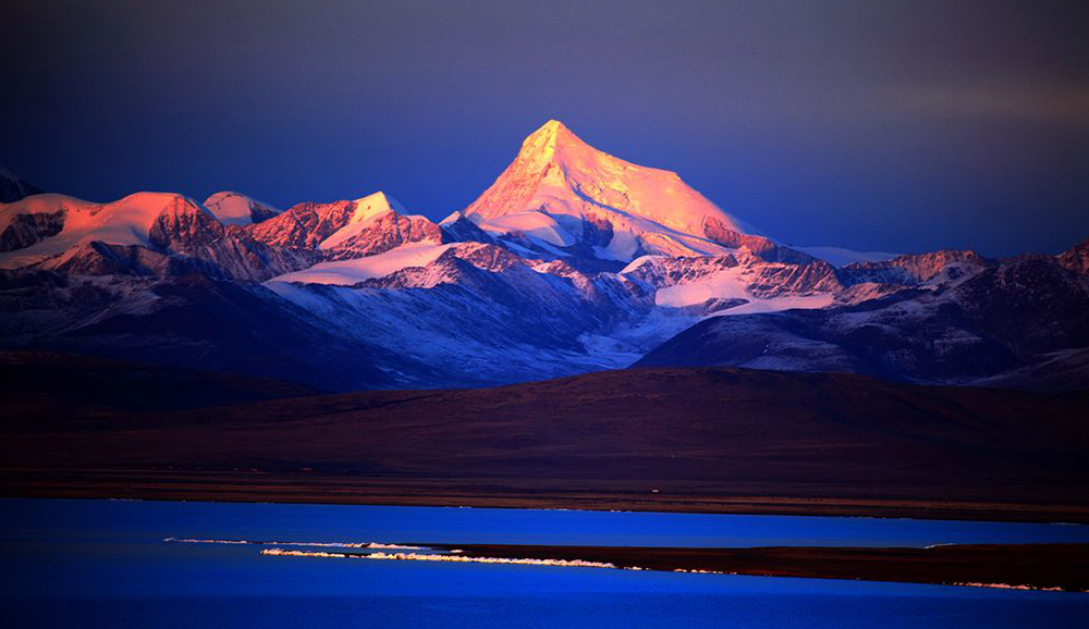 China launches 'The Third Pole of the Earth' brand for Tibet products