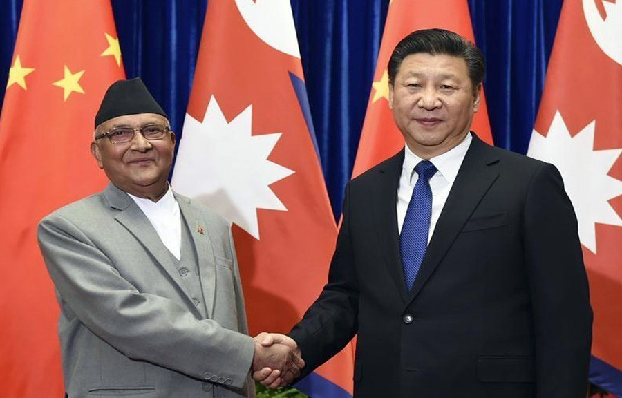 Despite denials by Kathmandu and Beijing, local Nepali villagers insist China took their land